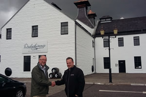 Escorted Whisky Distillery Car Tours speyside